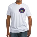 New York Brothers Fitted T-Shirt