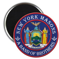 New York Brothers Magnet