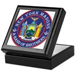 New York Brothers Keepsake Box
