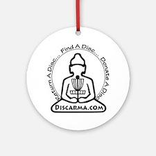 Discarma logo Ornament (Round)