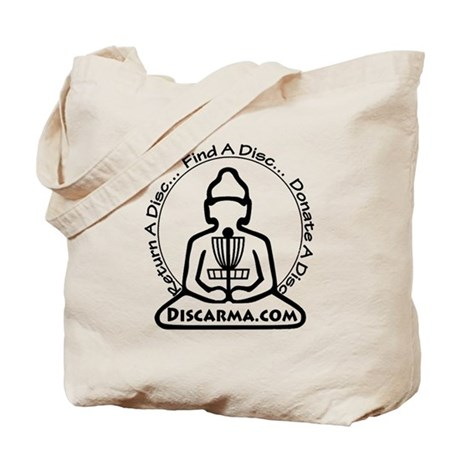Discarma logo Tote Bag