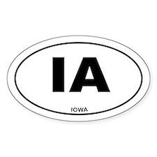 Iowa State Decal