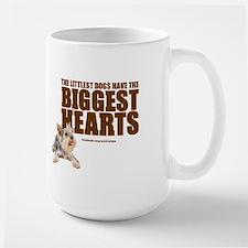 Yorkie Hearts Mug