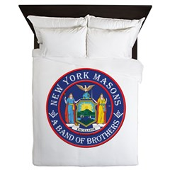 New York Freemasons. A Band of Brothers. Queen Duv