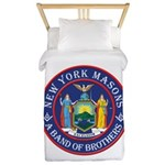 New York Freemasons. A Band of Brothers. Twin Duve