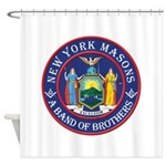 New York Freemasons. A Band of Brothers. Shower Cu