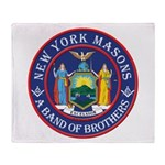New York Freemasons. A Band of Brothers. Stadium