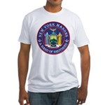 New York Freemasons. A Band of Brothers. Fitted T-