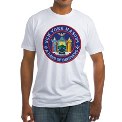 New York Freemasons. A Band of Brothers. Shirt