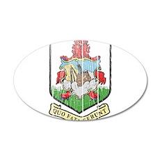 Bermuda Coat Of Arms Wall Decal