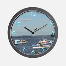 Bar Harbor, Maine Wall Clock