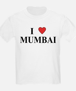 I Love Mumbai Kids T-Shirt