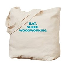 WOODWORKING Tote Bag