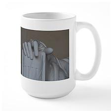 Lincoln's Hand Mug