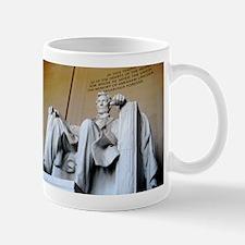 Words of Lincoln Mug