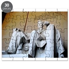Words of Lincoln Puzzle