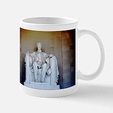 Lincoln Statue Mug