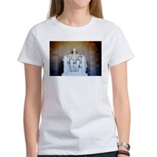 Lincoln Statue Tee