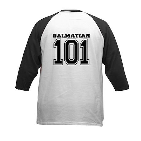 Dalmatian SPORT Kids Baseball Jersey