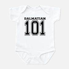 Dalmatian SPORT Infant Bodysuit