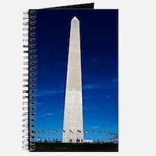 Washington Monument Journal