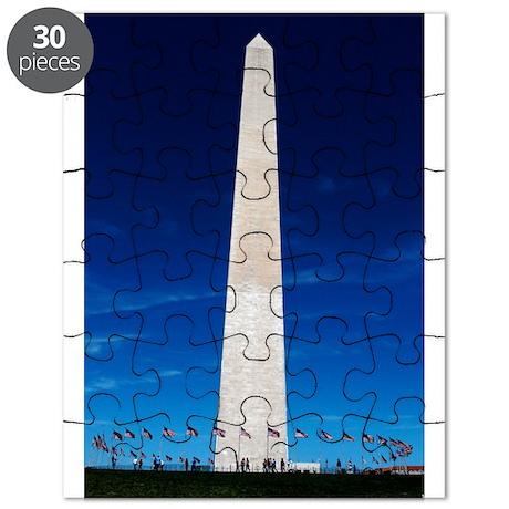 Washington Monument Puzzle