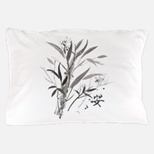 Bamboo Garden Pillow Case