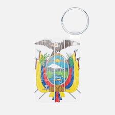Ecuador Coat Of Arms Keychains