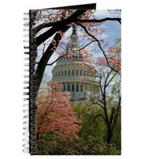 Capitol Amongst Cherry Trees Journal