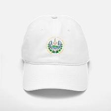 El Salvador Coat Of Arms Baseball Baseball Cap