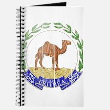 Eritrea Coat Of Arms Journal