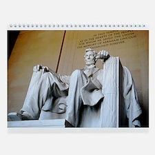 Washington Dc Wall Calendar