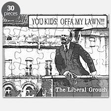 The Original Grouchy Bolshevik Puzzle