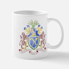 Gambia Coat Of Arms Mug