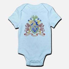 Gambia Coat Of Arms Onesie