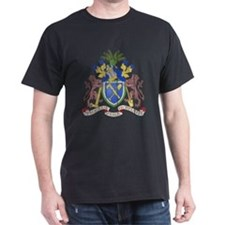 Gambia Coat Of Arms T-Shirt