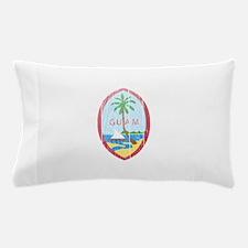 Guam Coat Of Arms Pillow Case