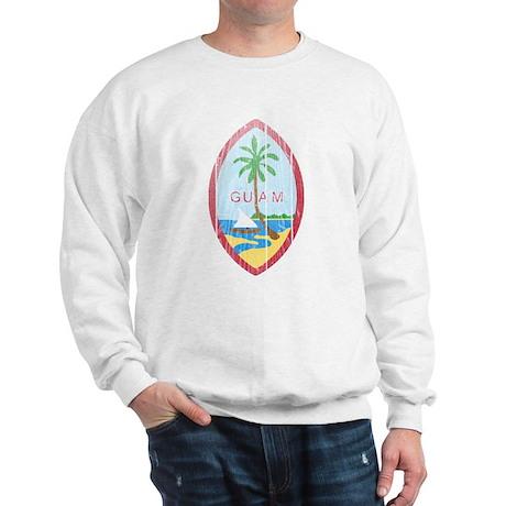Guam Coat Of Arms Sweatshirt