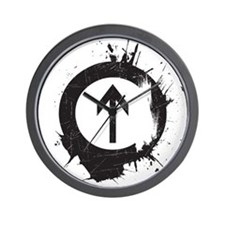 Above Drugs Wall Clock