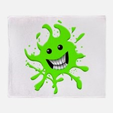 Slime Throw Blanket