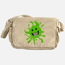 Slime Messenger Bag