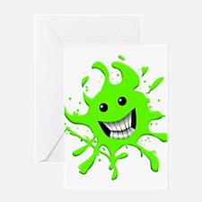 Slime Greeting Card
