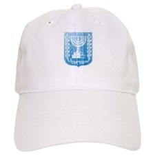 Israel Coat Of Arms Baseball Cap