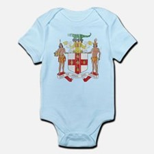 Jamaica Coat Of Arms Infant Bodysuit