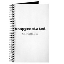 """unappreciated"" Journal"
