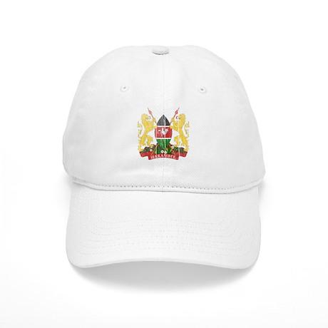 Kenya Coat Of Arms Cap