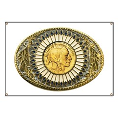 Indian gold oval 1 Banner