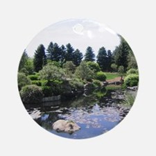 Japanese Water Garden Ornament (Round)