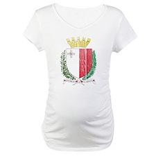 Malta Coat Of Arms Shirt