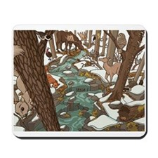 Maine Wildlife Mousepad